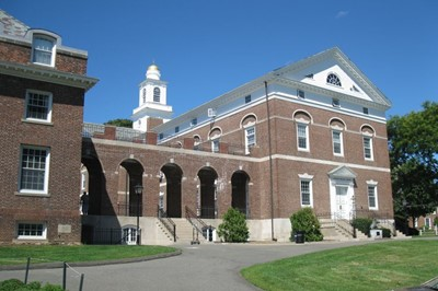 Choate Rosemary Hall, Andrew Mellon Library