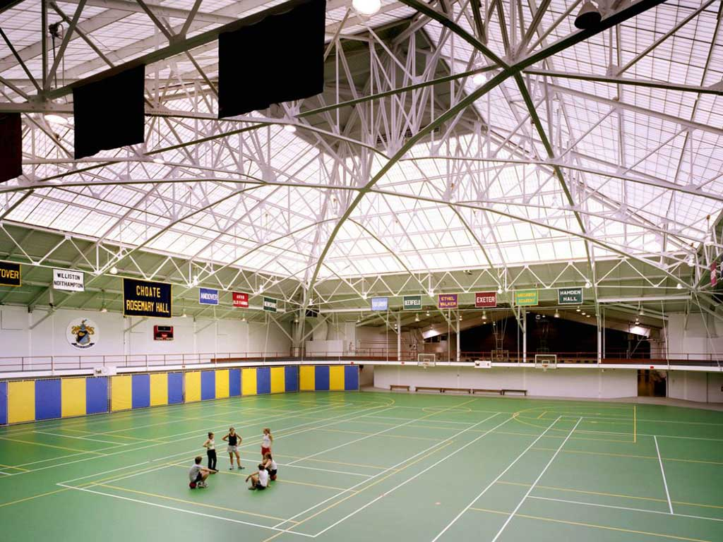 Choate Rosemary Hall, Worthington Johnson Athletic Center